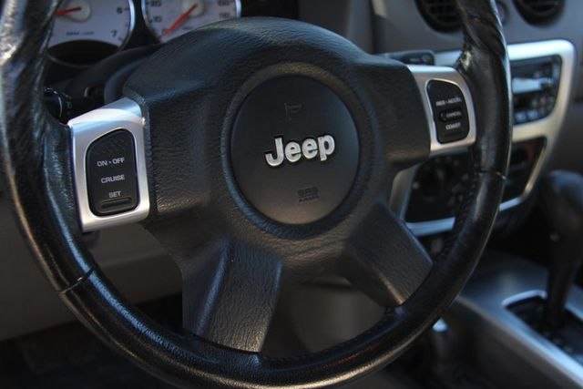2002 Jeep Liberty Limited Santa Clarita, CA 20