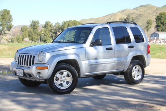 2002 Jeep Liberty Limited Santa Clarita, CA 1