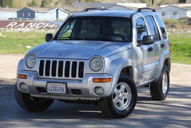 2002 Jeep Liberty Limited Santa Clarita, CA 4