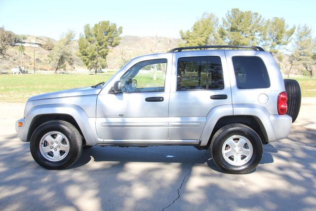 2002 Jeep Liberty Limited Santa Clarita, CA 11