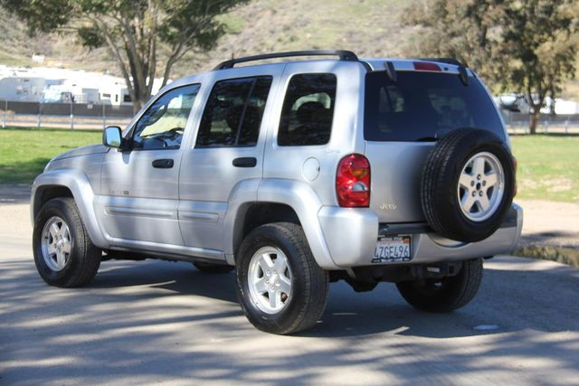 2002 Jeep Liberty Limited Santa Clarita, CA 5