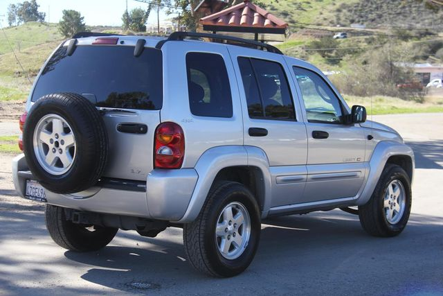2002 Jeep Liberty Limited Santa Clarita, CA 6
