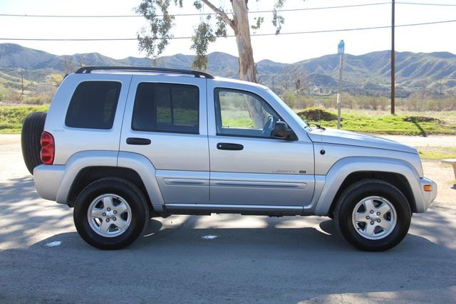 2002 Jeep Liberty Limited Santa Clarita, CA 12