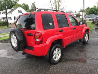2002 Jeep Liberty Limited  city MA  Baron Auto Sales  in West Springfield, MA
