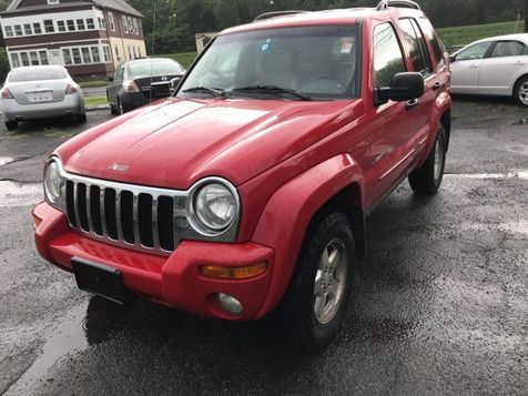 2002 Jeep Liberty Limited in West Springfield, MA