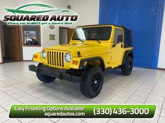 2002 Jeep Wrangler SE in Akron, OH 44320