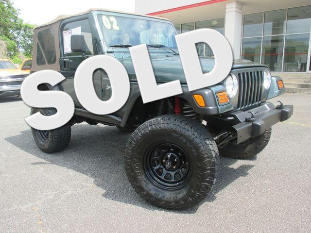 2002 Jeep Wrangler Sport Canton , GA