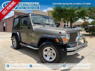 2002 Jeep Wrangler X in Carrollton, TX 75006