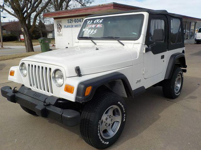 2002 Jeep Wrangler X Fayetteville , Arkansas 1