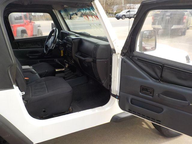 2002 Jeep Wrangler X Fayetteville , Arkansas 10