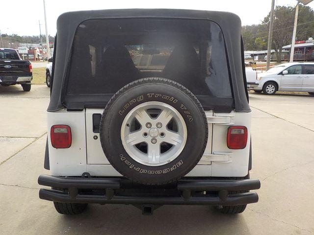 2002 Jeep Wrangler X Fayetteville , Arkansas 5