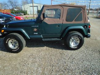 2002 Jeep Wrangler Sahara | Fort Worth, TX | Cornelius Motor Sales in Fort Worth TX
