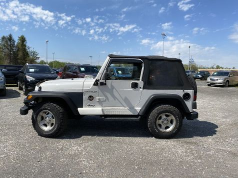 2002 Jeep Wrangler Sahara in Harwood, MD