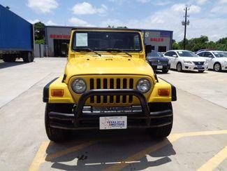 2002 Jeep Wrangler Sport  city TX  Texas Star Motors  in Houston, TX