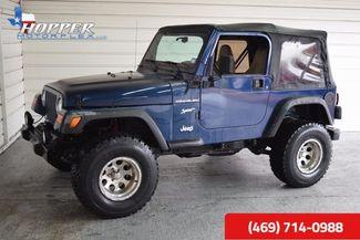 2002 Jeep Wrangler Sport in McKinney, Texas 75070