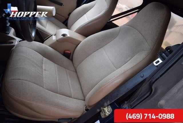 2002 Jeep Wrangler Sport in McKinney Texas, 75070