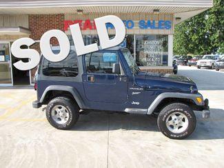 2002 Jeep Wrangler Sport in Medina, OHIO 44256