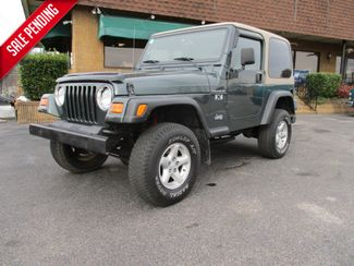 2002 Jeep Wrangler X in Memphis, TN 38115