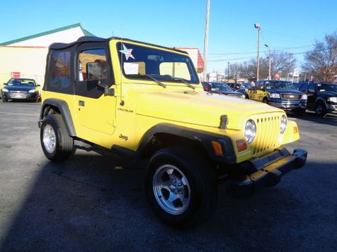 2002 Jeep Wrangler SE | Nashville, Tennessee | Auto Mart Used Cars Inc. in Nashville, Tennessee