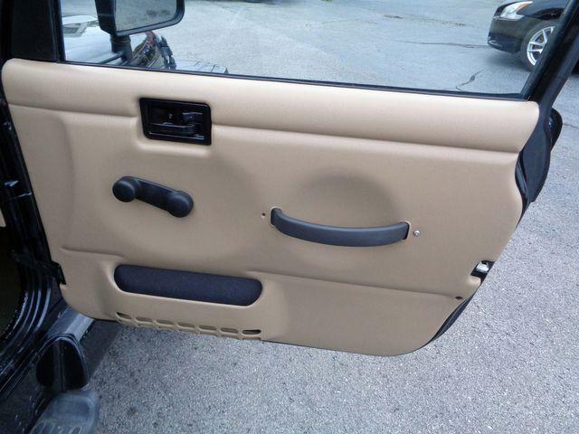 2002 Jeep Wrangler Sahara in Nashville, Tennessee 37211