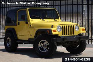 2002 Jeep Wrangler SE *******LOW LOW MILES******* in Plano TX, 75093