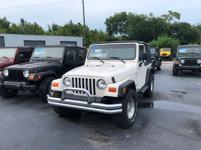 2002 Jeep Wrangler Sport Riverview, Florida 2
