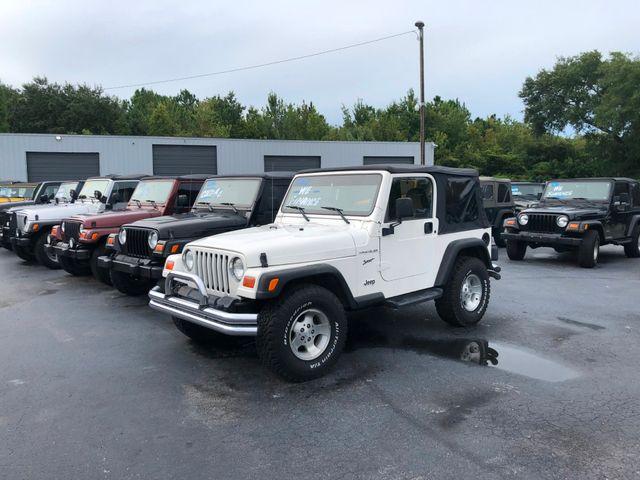 2002 Jeep Wrangler Sport Riverview, Florida 1