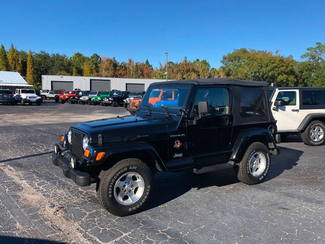 2002 Jeep Wrangler Sahara Riverview, Florida 10
