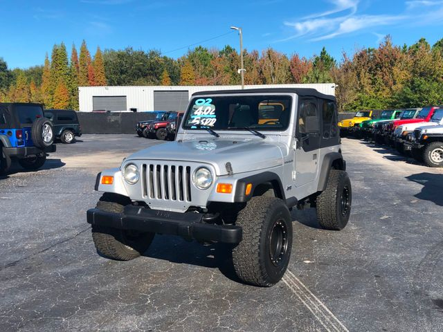 2002 Jeep Wrangler APEX Riverview, Florida 1