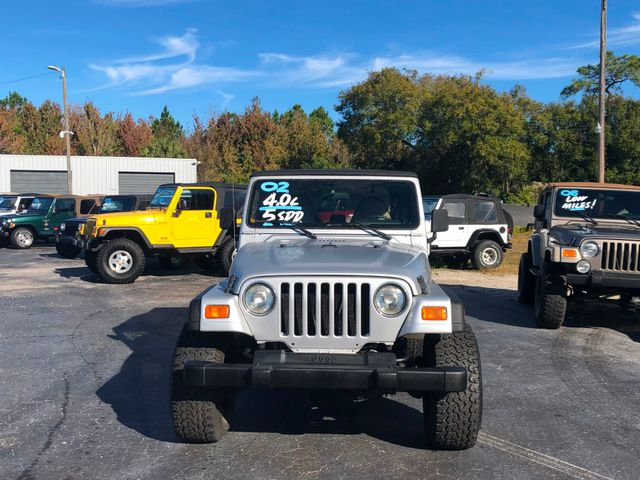 2002 Jeep Wrangler APEX Riverview, Florida 3