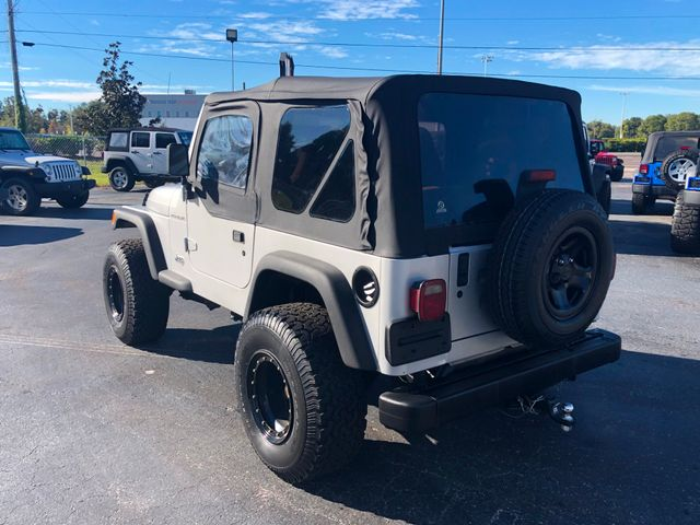 2002 Jeep Wrangler APEX Riverview, Florida 5