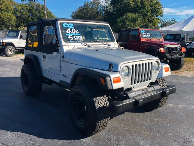 2002 Jeep Wrangler APEX Riverview, Florida 6