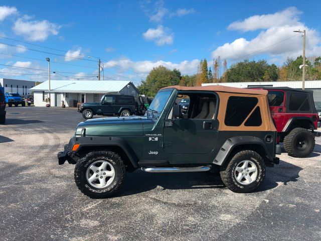 2002 Jeep Wrangler X Riverview, Florida 4
