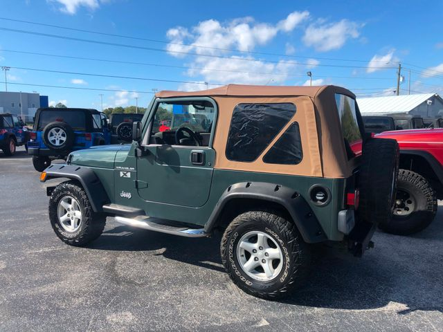 2002 Jeep Wrangler X Riverview, Florida 5