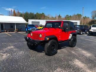 2002 Jeep Wrangler X 4.0L Automatic in Riverview, FL 33578
