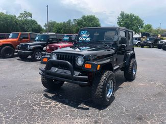 2002 Jeep Wrangler Sahara in Riverview, FL 33578