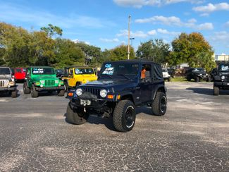 2002 Jeep Wrangler X in Riverview, FL 33578