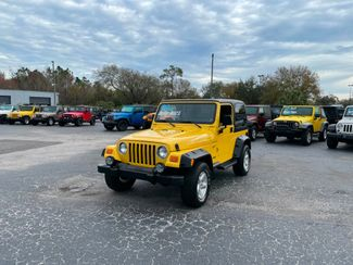 2002 Jeep Wrangler Sport in Riverview, FL 33578