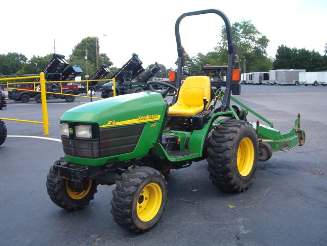 2002 John Deere 4110 in Madison, Georgia 30650