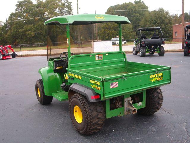 2002 John Deere Gator 4X2 in Madison, Georgia 30650