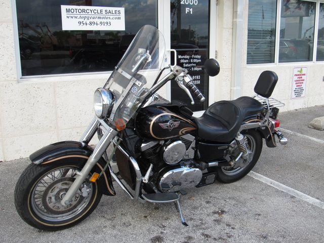 2002 Kawasaki Vulcan 1500 Classic in Dania Beach , Florida 33004