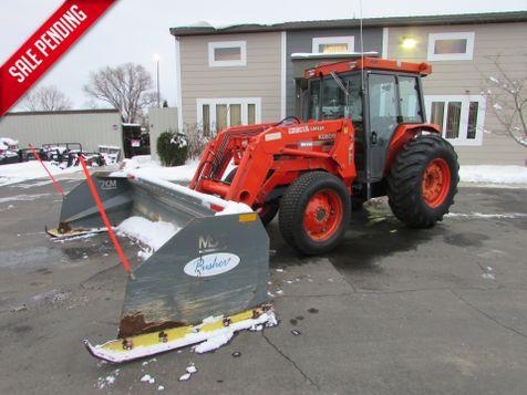 2002 Kubota 4x4 Diesel Tractor M-8200  in St Cloud, MN