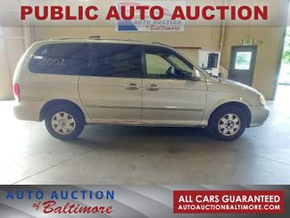 2002 Kia SEDONA  | JOPPA, MD | Auto Auction of Baltimore  in Joppa MD