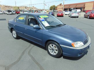 2002 Kia Spectra LS in Kingman Arizona, 86401