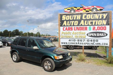 2002 Kia Sportage  in Harwood, MD