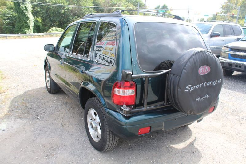 2002 Kia Sportage   city MD  South County Public Auto Auction  in Harwood, MD
