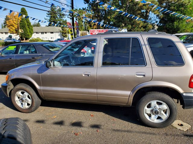 2002 Kia Sportage in Portland, OR 97230