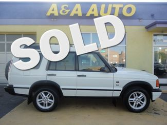 2002 Land Rover Discovery Series II SE in Englewood, CO 80110