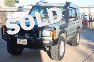 2002 Land Rover Discovery Series II SE Houston, Texas