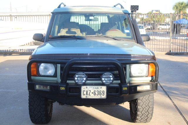 2002 Land Rover Discovery Series II SE Houston, Texas 1